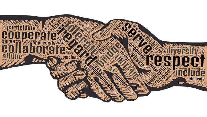 Ilustrasi Toleransi. (Bola.com/Pixabay)