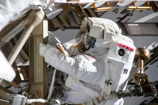 NASA scraps all-women space walk for lack of suitable suits