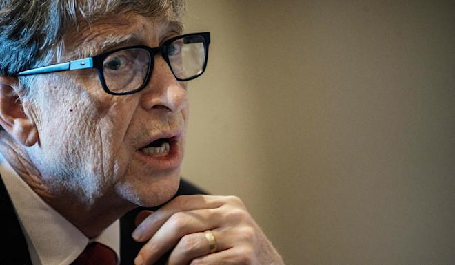 Microsoft co-founder Bill Gates said this week that the software giant's takeover of TikTok was no sure thing. Photo: AFP