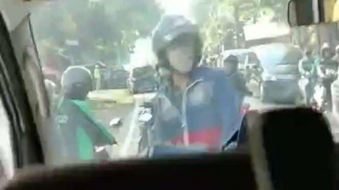 Polisi Periksa Pemotor yang Hadang Ambulans di Depok