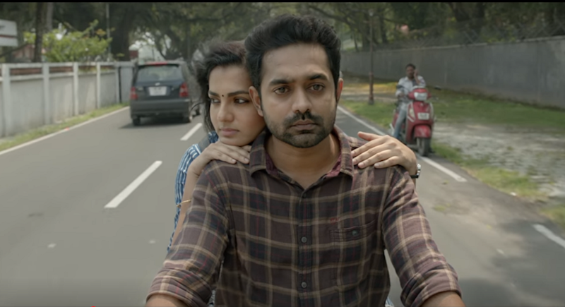 In Uyare, the protagonist, Pallavi, is attacked with acid by her jilted lover, as is often the case with acid attacks in India.