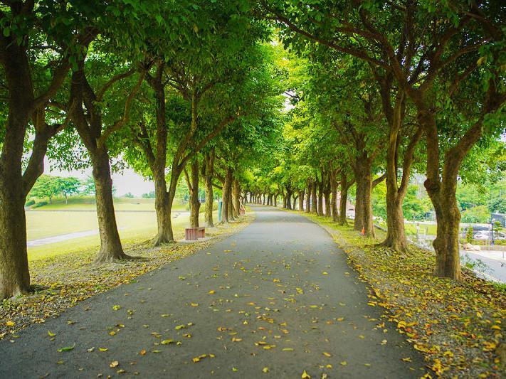 宜蘭縣雙園自行車道
