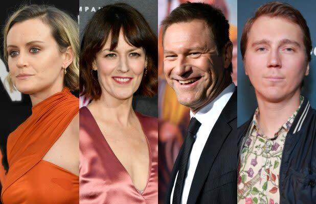 Taylor Schilling, Rosemarie DeWitt, Aaron Eckhart and Paul Dano to Star on AMC's Animated Drama 'Pantheon'