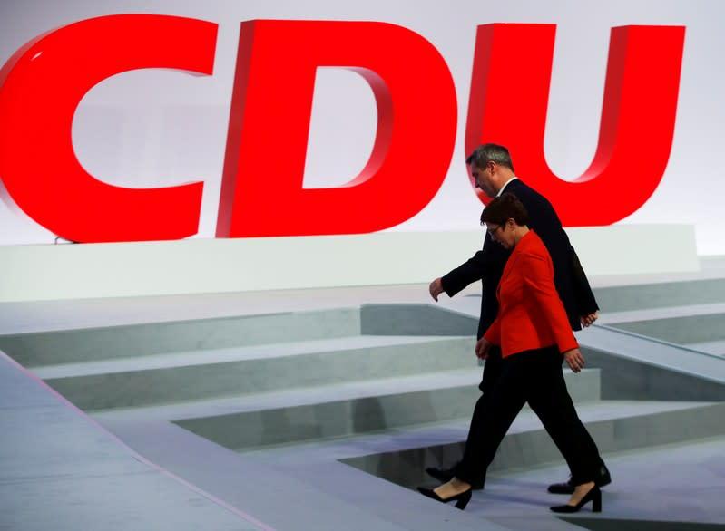 German 5G bidders must guarantee no foreign state meddling - CDU