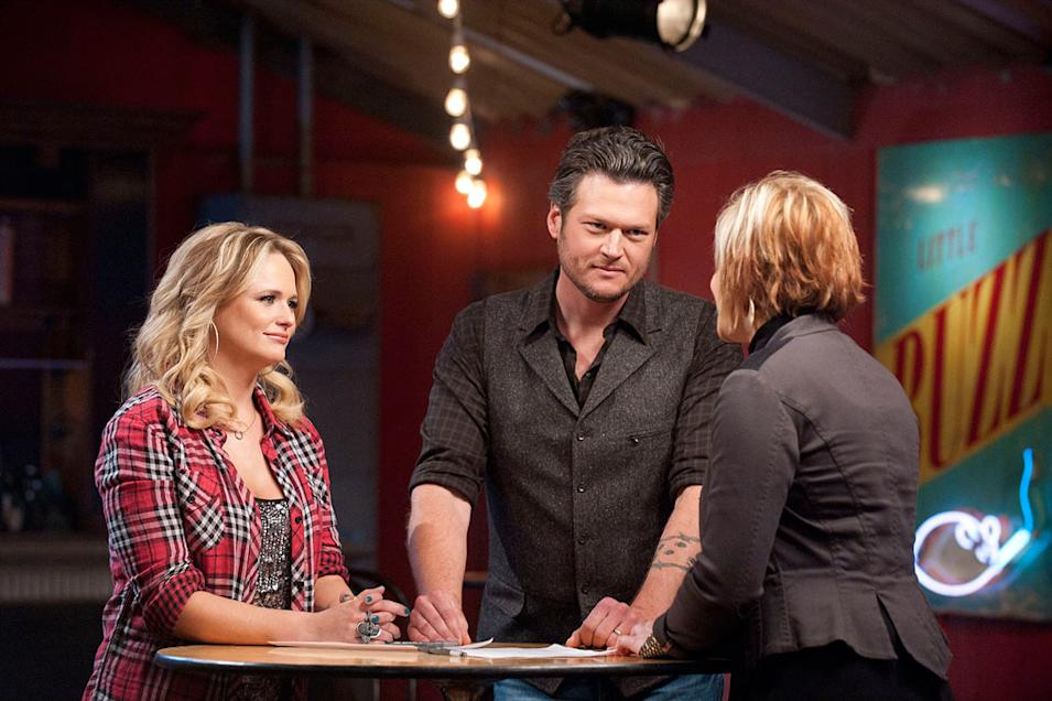 The Voice Celebrity Mentors, Miranda Lambert