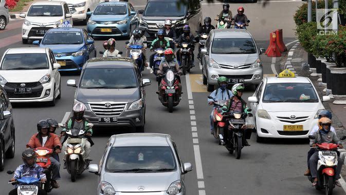 Ganjil Genap Sepeda Motor, Polda Metro Jaya: Siapkan Rambunya