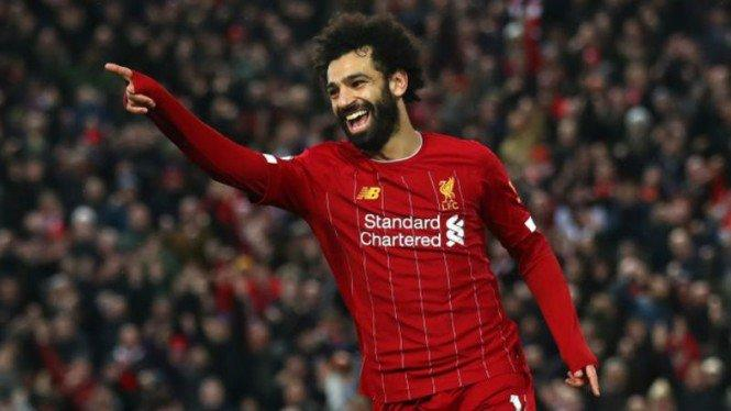 Geger, Ada Gerombolan Perampok Bertopeng Mohamed Salah