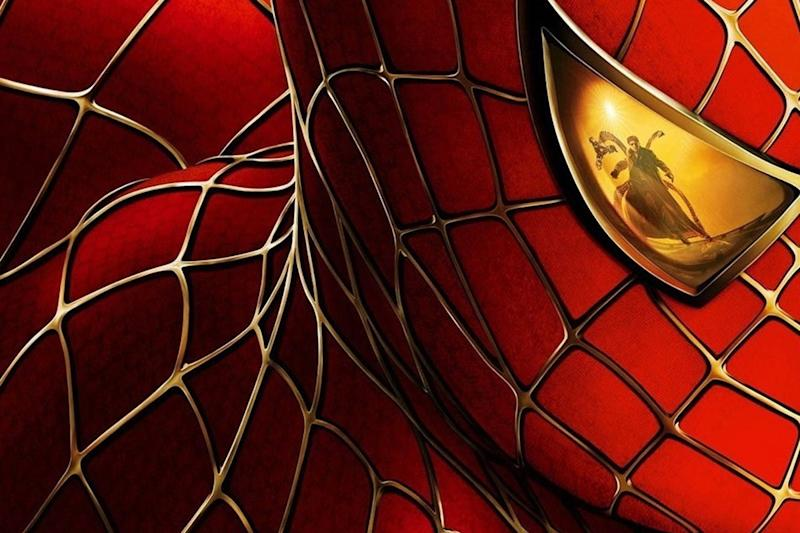 Promotional artwork from Spider-Man 2
