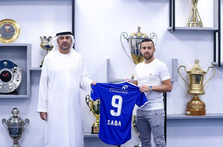 Israeli footballer signs for Dubai club