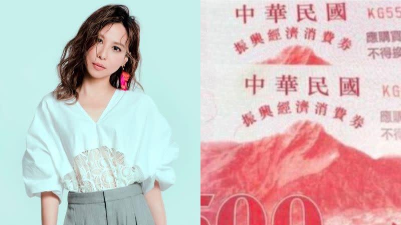 ▲林凡(左圖)不能領三倍券,發文替在台灣工作的外籍人士抱不平。(圖/林凡臉書、行政院提供)