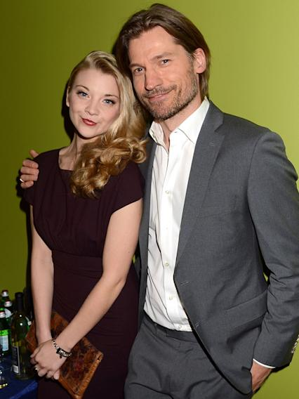 Natalie Dormer and Nikolaj Coster-Waldau