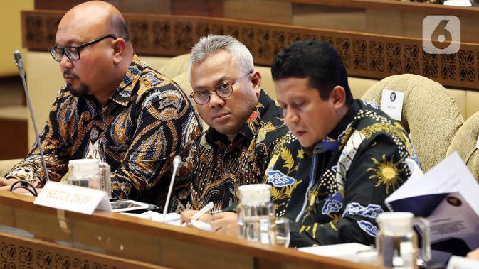 Ketua KPU: Kasus Wahyu Setiawan di Luar Kontrol Kami