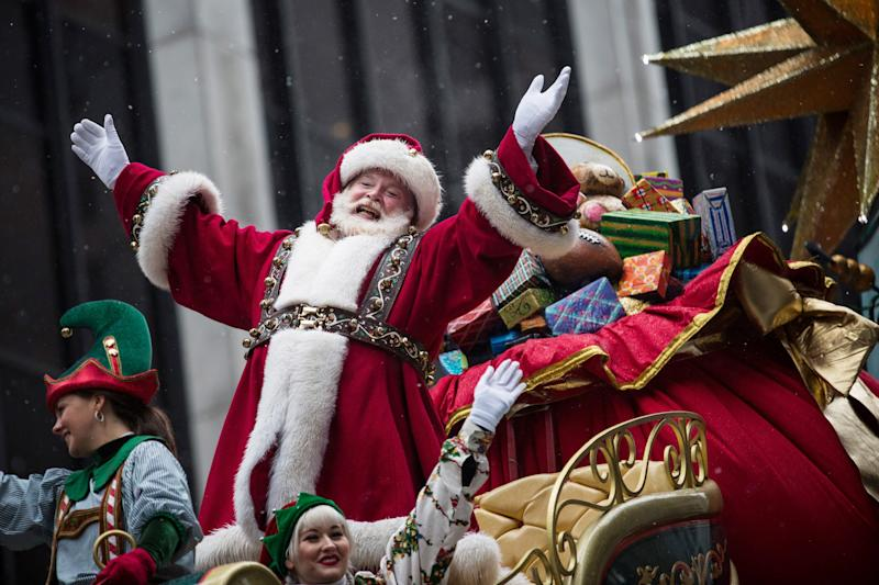 Christmas is right around the corner and we can't wait! Photo: Getty Images