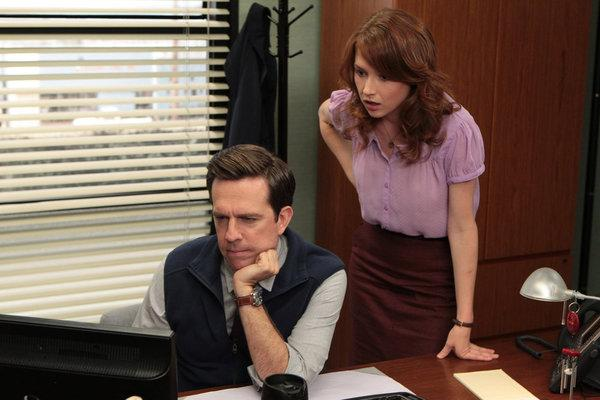 The Office DVD Exclusive: Lost Season 9 Scene Reveals Andy Doesn't Know [Spoiler] Is Gay!