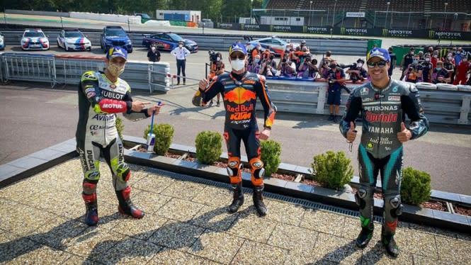 Klasemen Pembalap Usai MotoGP Ceko, Valentino Rossi Turun Peringkat
