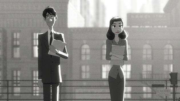 'Paperman' producer punished for Oscar paper plane prank