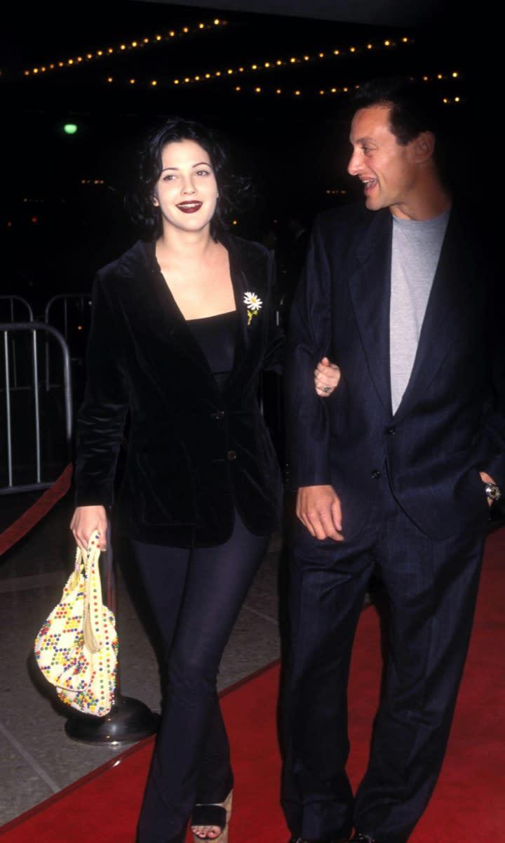Drew Barrymore 1996