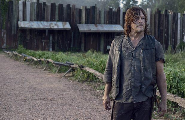 'Walking Dead' Star Norman Reedus Signs First-Look Deal With AMC Studios