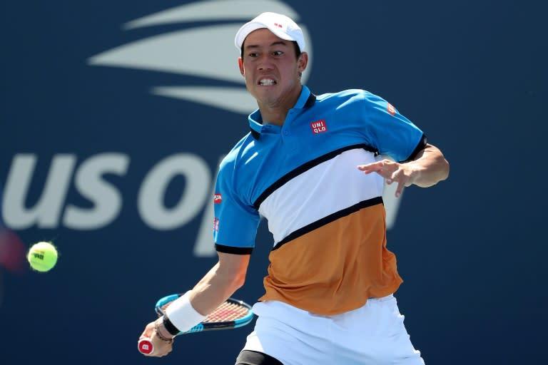 Nishikori withdraws from US Open despite negative Covid-19 test