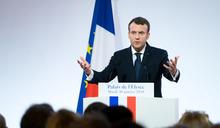 法國民眾反年改 馬克宏連任難題