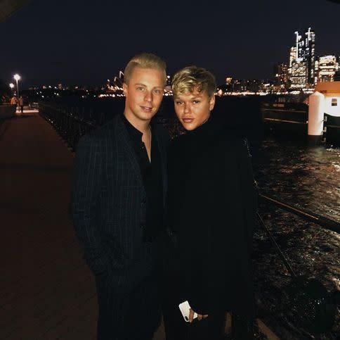 AGT winner Jack Vidgen fashion week MBFWA unrecognisable transformation The Voice Australia