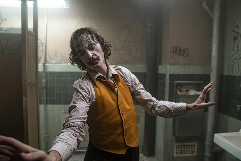 Eric Roberts was a big fan of Joaquin Phoenix's performance as Joker, though. (Image by Warner Bros)