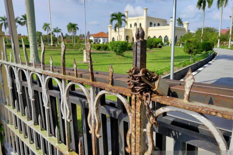 Asita Riau sesalkan penutupan Istana Siak