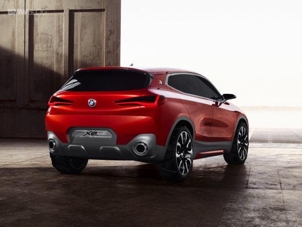 主打年輕客層!全新BMW X2原型車路試中,預計於今年法蘭克福車展首發