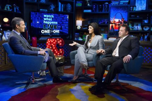 'Real Housewives' Teresa and Joe Giudice Indicted on Additional Fraud Charges