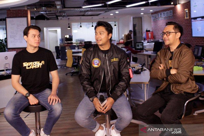 Deva Mahenra hingga Prabu Revolusi jatuh cinta pada TNI AU
