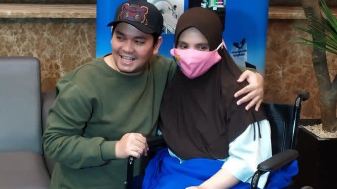 Sudah Boleh Pulang dari RS, Istri Indra Bekti Ungkap Kondisi Terkini