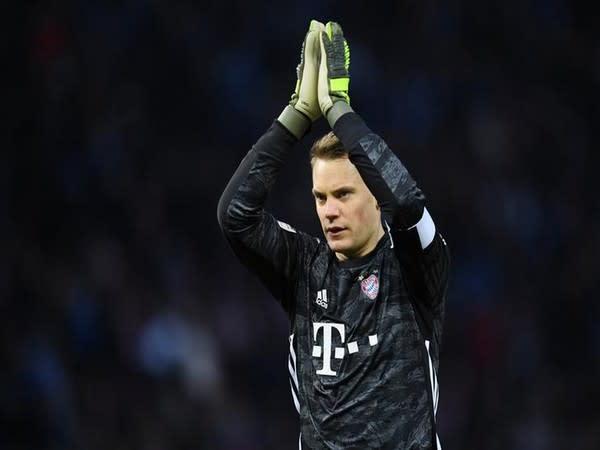 Manuel Neuer (File photo)