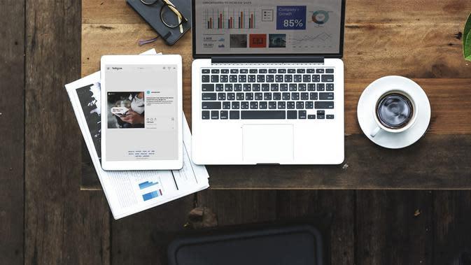 Ilustrasi bisnis online. Dok: Sirclo