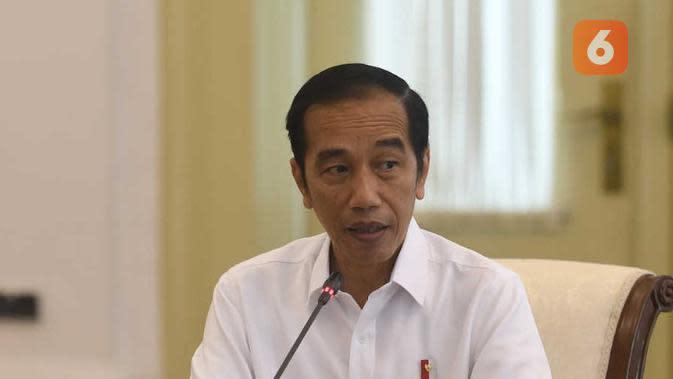 Foto: Presiden Jokowi