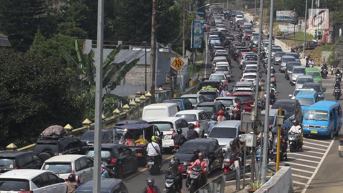 Libur Tahun Baru Islam, Polisi Siagakan Ratusan Petugas di Jalur Puncak Bogor