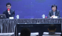 行政院會後記者會 (圖)
