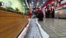 台東才傳5.4地震 身長近5公尺地震魚「游進」魚場