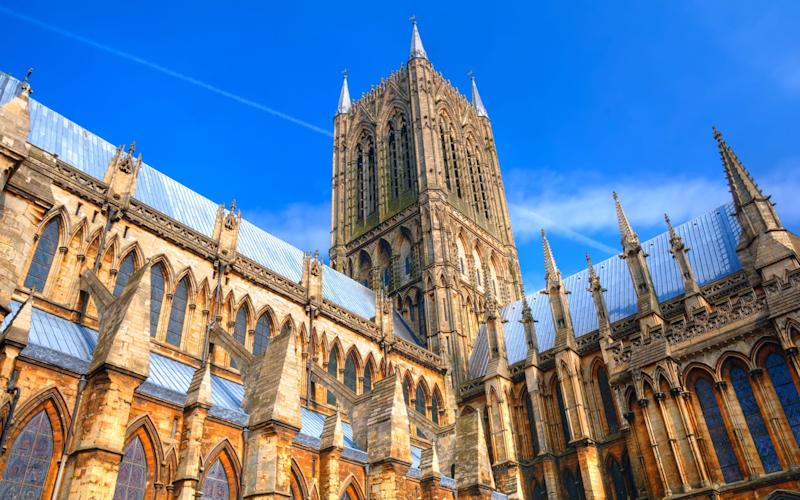 Lincoln Cathedral - istock