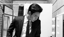 韓國藝人金秀賢SNS發近照吸引粉絲關注