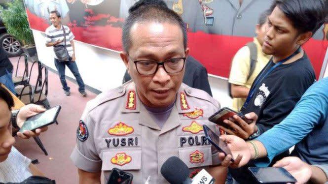 Polisi Buru Dalang di Balik Aksi STM se-Jabotabek yang Ricuh