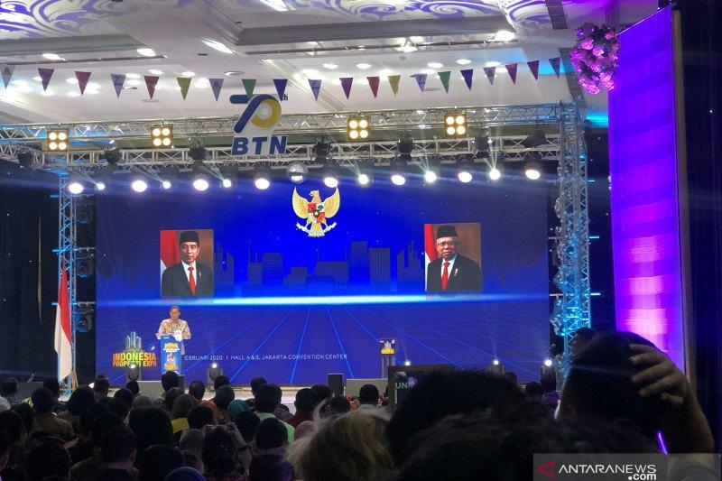 Resmi dibuka, Indonesia Properti Expo 2020 hadirkan pameran 650 proyek