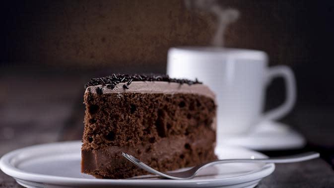 Cara Membuat Brownies Kukus Simpel tanpa Mixer