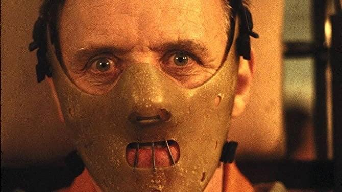 Anthony Hopkins from The Silence of the Lambs, on Netflix