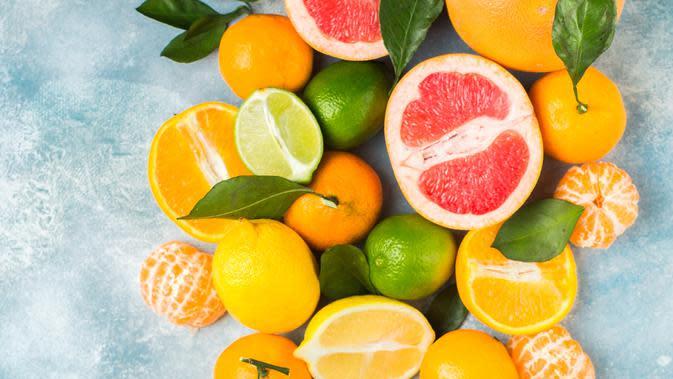 ilustrasi buah jeruk/Photo by Anna Tukhfatullina Food Photographer/Stylist from Pexels