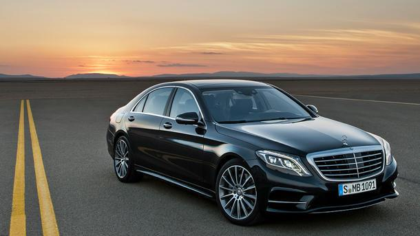 Mercedes deems the new 2014 S-Class sedan the world's best car