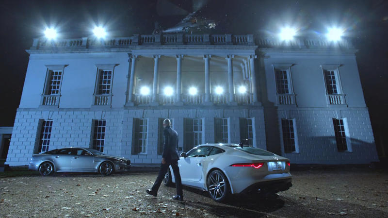Jaguar reveals its villainous nature: Super Bowl Ad Watch