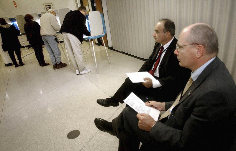 Election 2020-International Observers