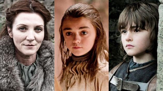'Game of Thrones': Will the Young Stark Children Be Reunited With Their Mother?