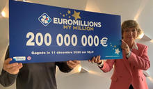 歐洲百萬樂透69億得主、彩金將捐醫院:當財富從天而降,必須幫助那些不太幸運的人