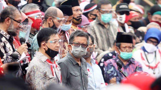 Sindir Rocky Gerung Cs, Megawati: Kenapa Enggak Dulu Cari Partai Ya